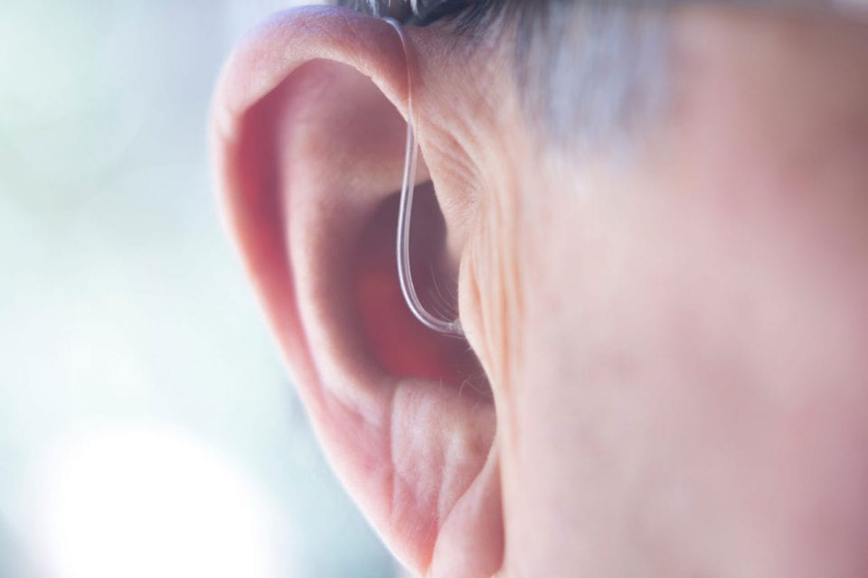 Hearing Aid Device Custom Audiology & Hearing Care