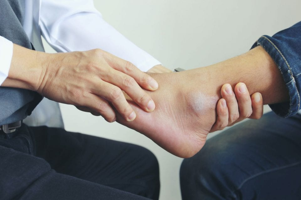 Foot & Ankle Orthopaedic Surgery