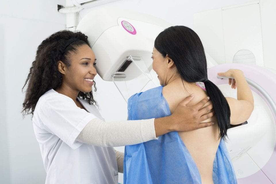 Mammography Imaging