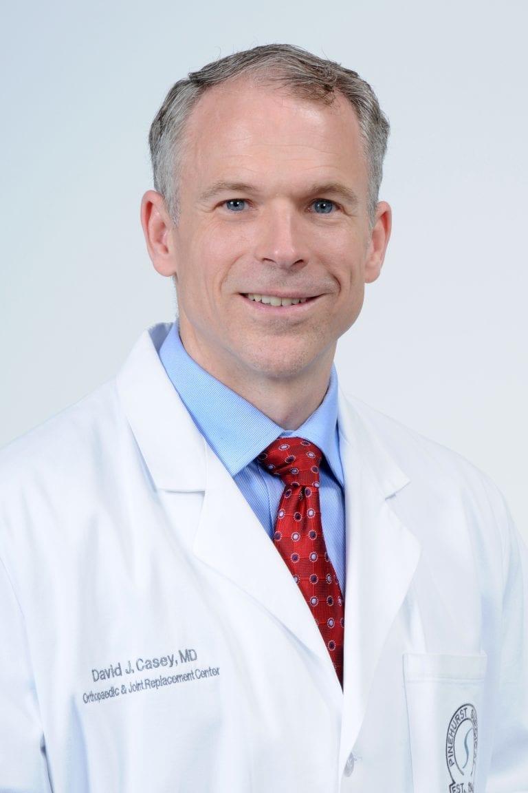 David J. Casey, MD