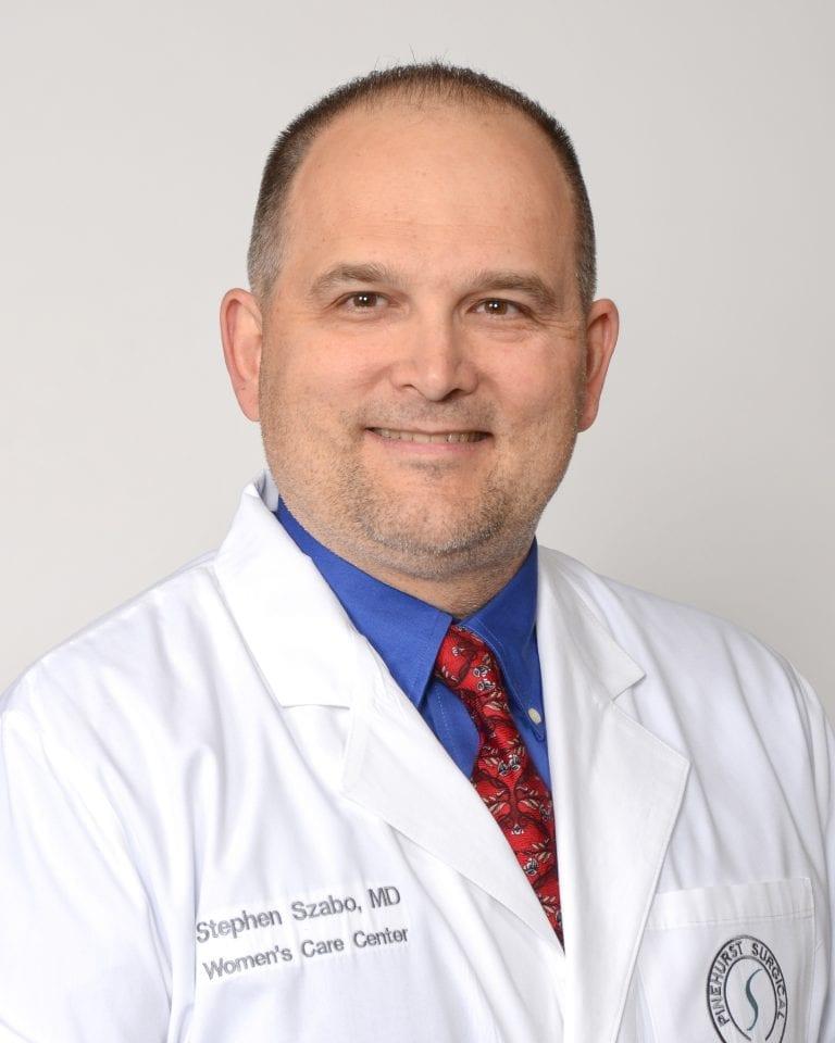 Stephen A. Szabo, MD, FACOG, FACS